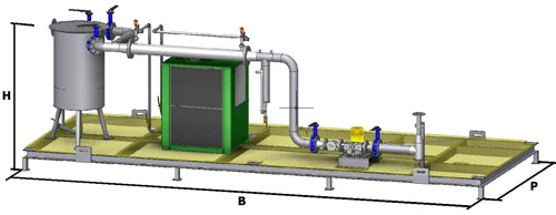 skid-biogas-treatment-schema