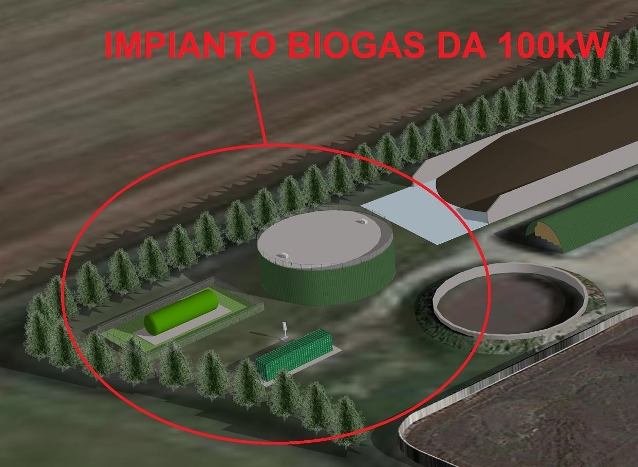 impianto 100kW